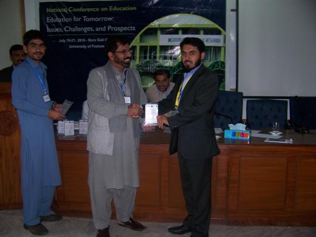 Conference at Baragali