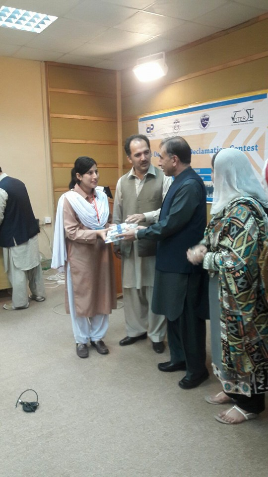 Distribution of certificates among participants