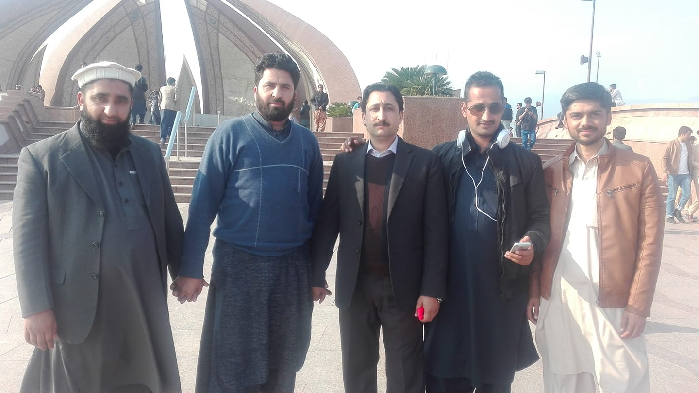 Teachers Photo at Islamabad During Second Year Tour
