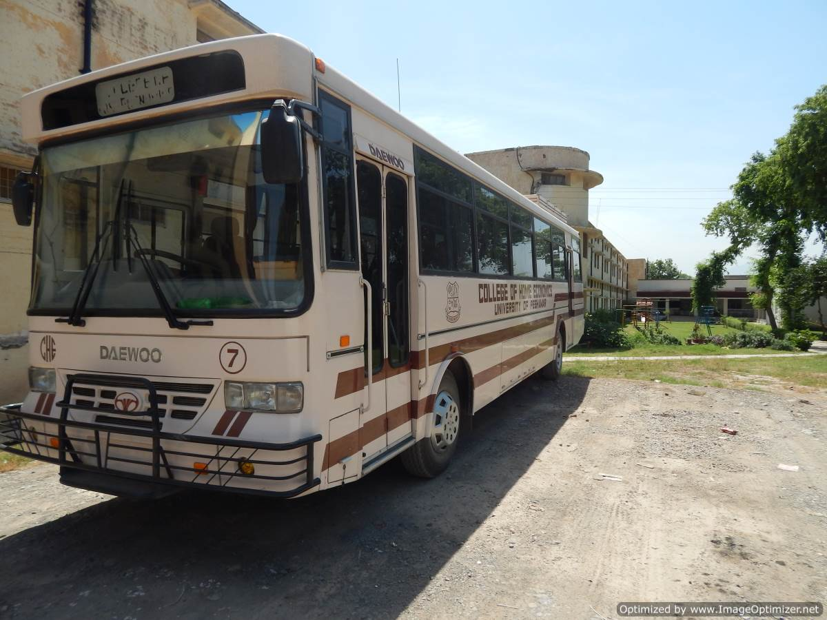 Transport facility is provided to students for pick and drop in almost all areas of Peshawar