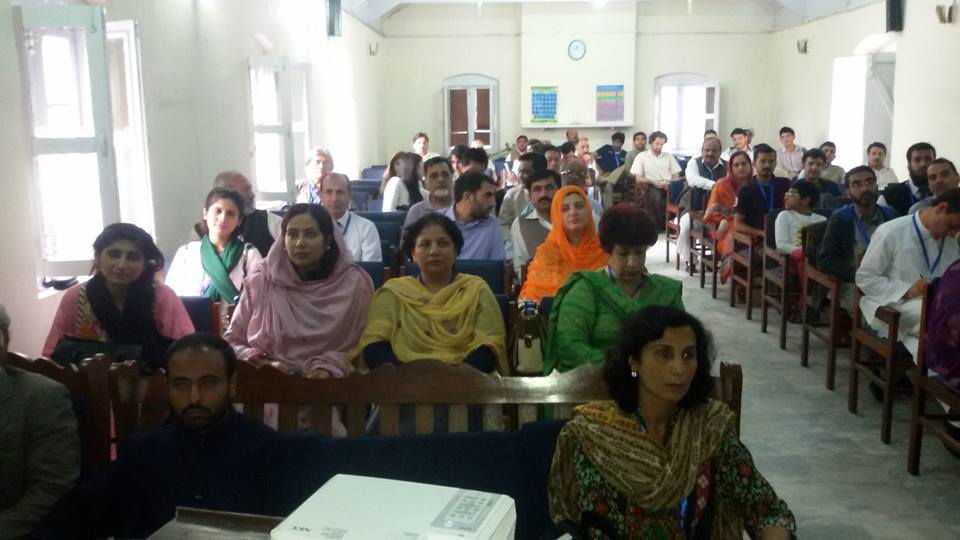 National Conference on Archaeology and Cultural Heritage of Pakistan held at Baragali from 18-20 August, 2015
