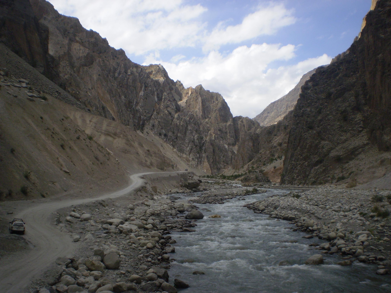 Hindu Kush Mountain Range