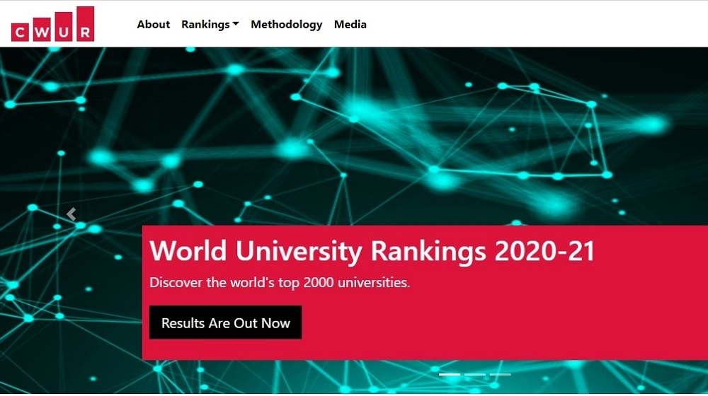 University of Peshawar ranks in the top 9.2% out of twenty thousand universities worldwide according to the Center for World University Rankings' new list for 2020-21, that was published on  June 8, 2020 on cwur.org. UoP ranked 1832 worldwide and 8th in Pakistan.