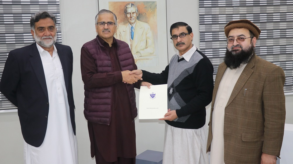 To enhance scholastic activities and different projects, a Memorandum of Understanding (MoU) was signed between University of Peshawar and University of Baltistan, Skardu here on Friday.
