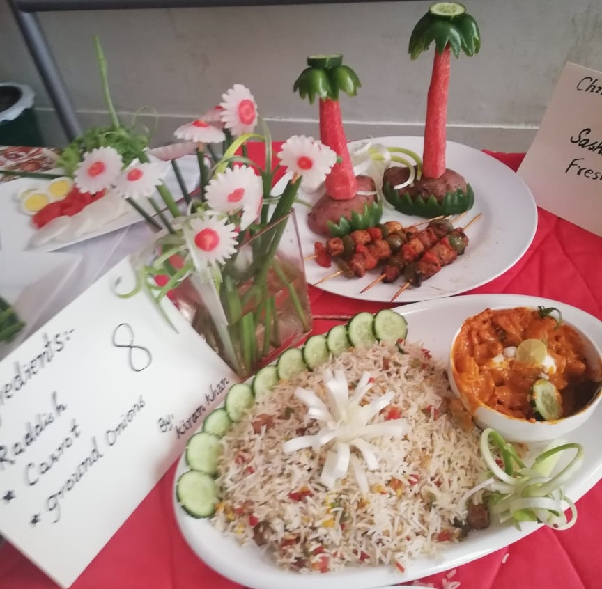 Food Along the CPEC: Chinese Food Festival at UoP