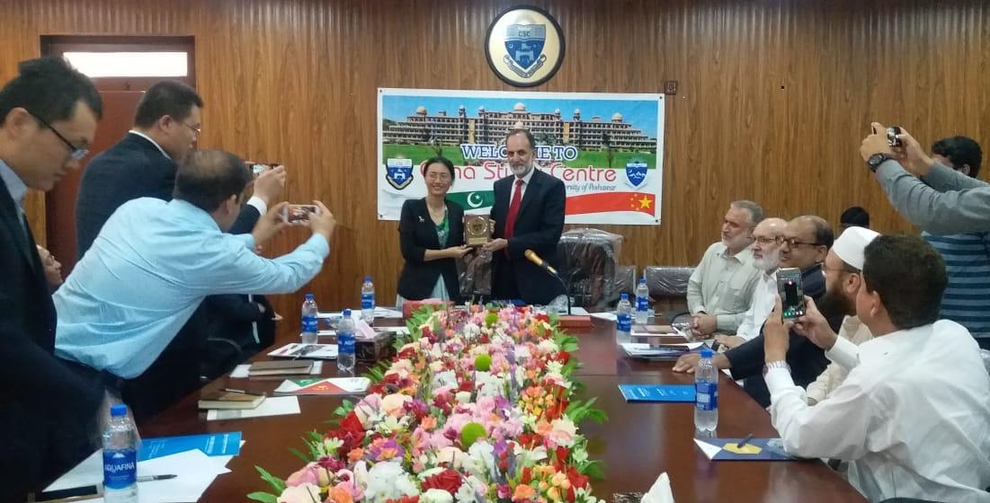 DG China Embassy Islamabad & Director China Study Centre