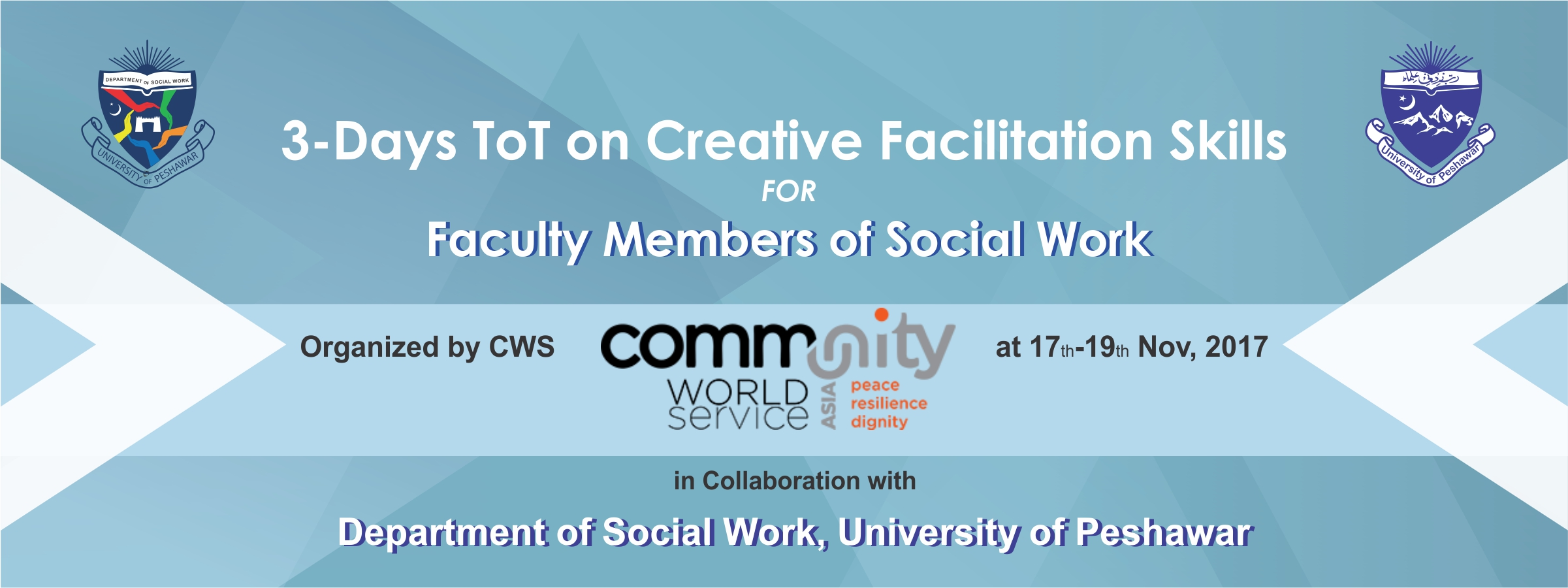 3-Day ToT on Creative Facilitation Skills