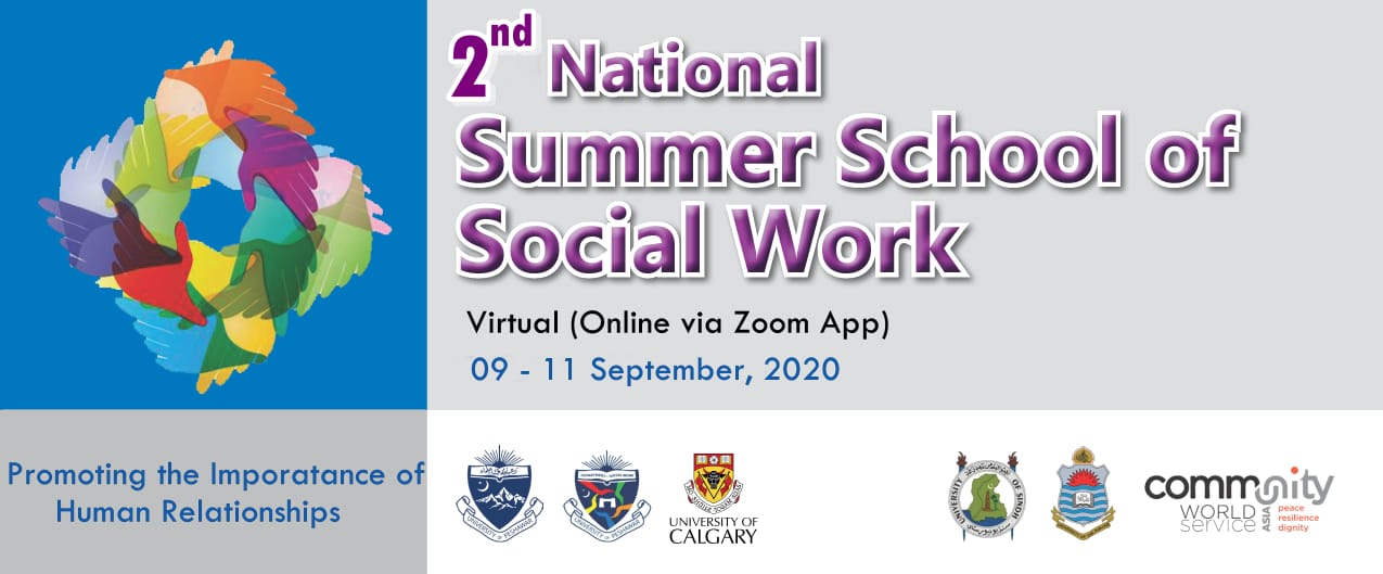 2nd National Summer School of Social Work  on