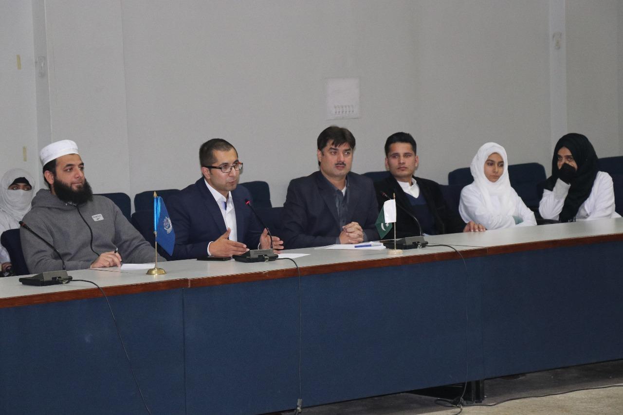 During Seminar