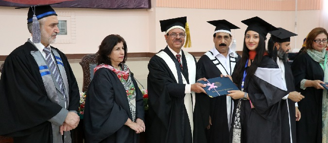 Jinnah College Convocation