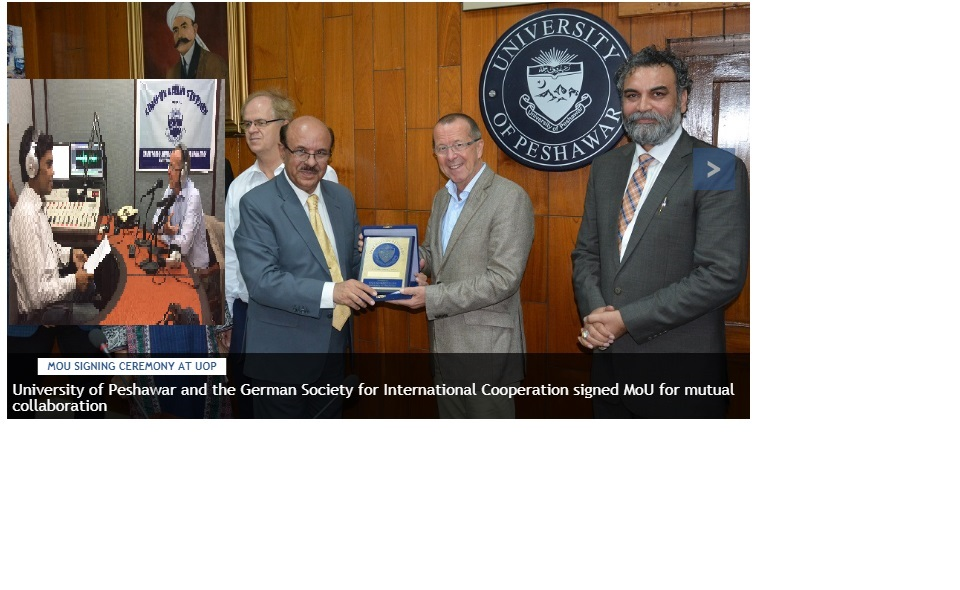 German Ambassador visits JMC