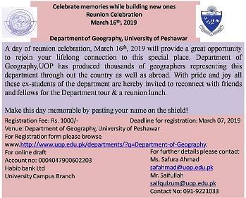Alumni Registration 2019