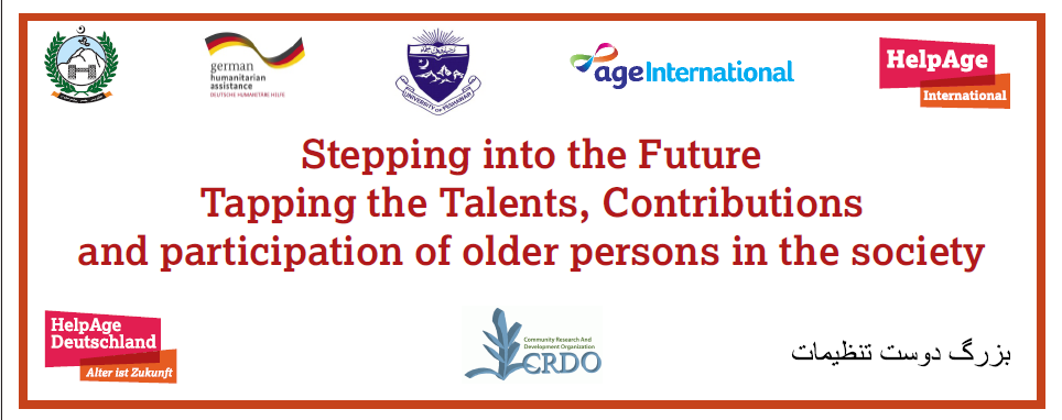 Seminar on: Stepping into the Future Tapping the Talents, Contributions and participation of older persons in the society