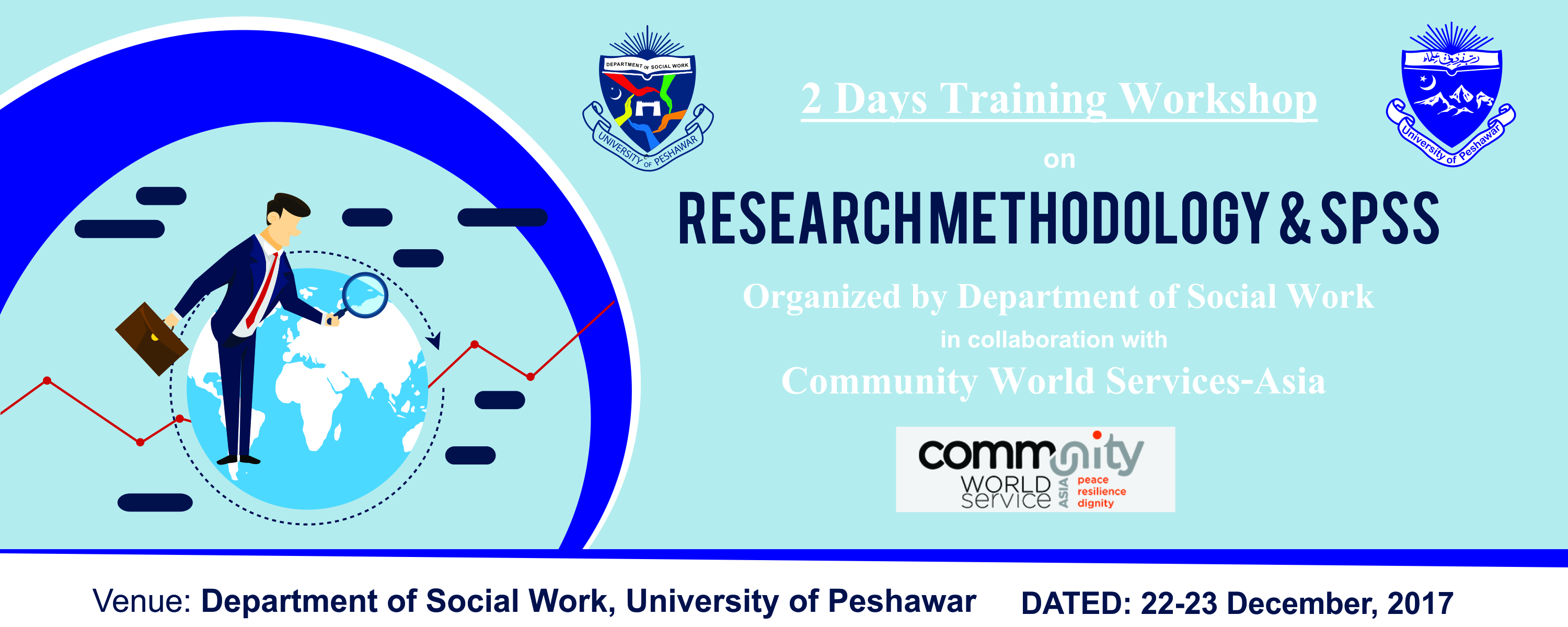 Training Workshop on Research Methodologies and SPSS