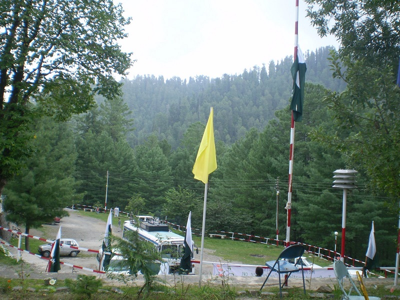BaraGali Summer camp