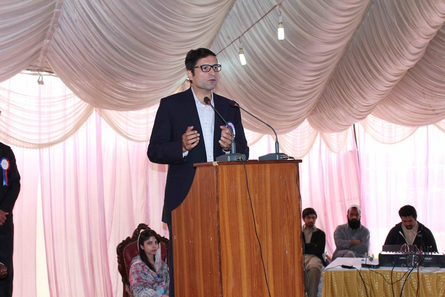 Dr. Syed Hussain Shaheed Soherwordi, Coordinator, University of Peshawar Alumni Association (UOPAA)