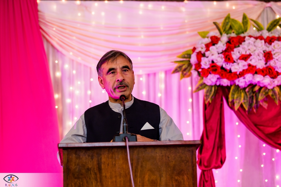 Vice Chancellor Prof. Dr. Rasul Jan