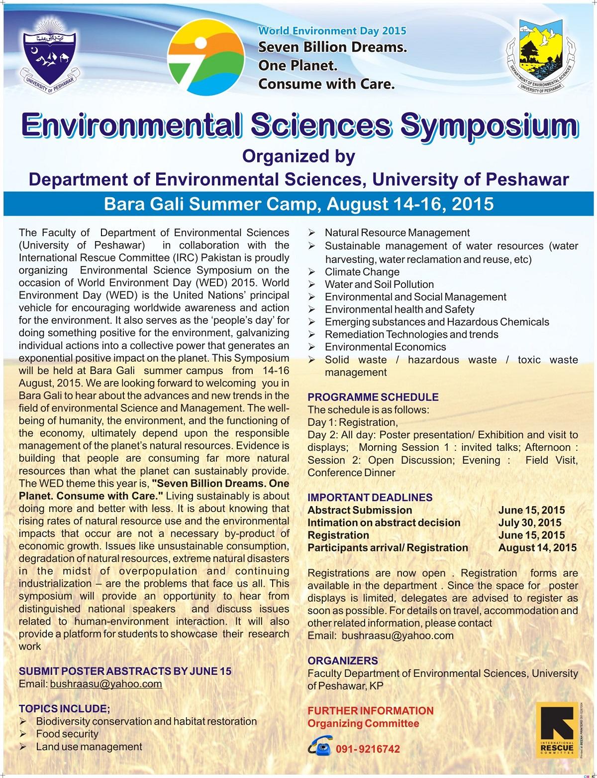Symposium on